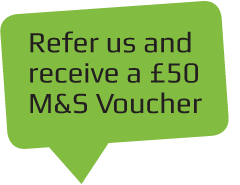 Midas Accountants - Refer us and receive a £50 M&S Voucher