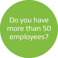 Do you have more than 50 employees?